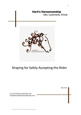 Shaping plan for safely Introducing the Rider