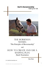 The Dutch Translation - The Horseman Within and How to Use a shaping plan